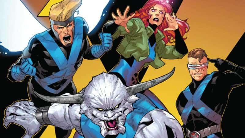 X-Men Blue #33
