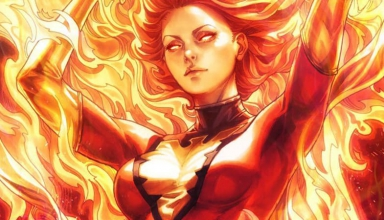 PHOENIX RESURRECTION AND JEAN GREY